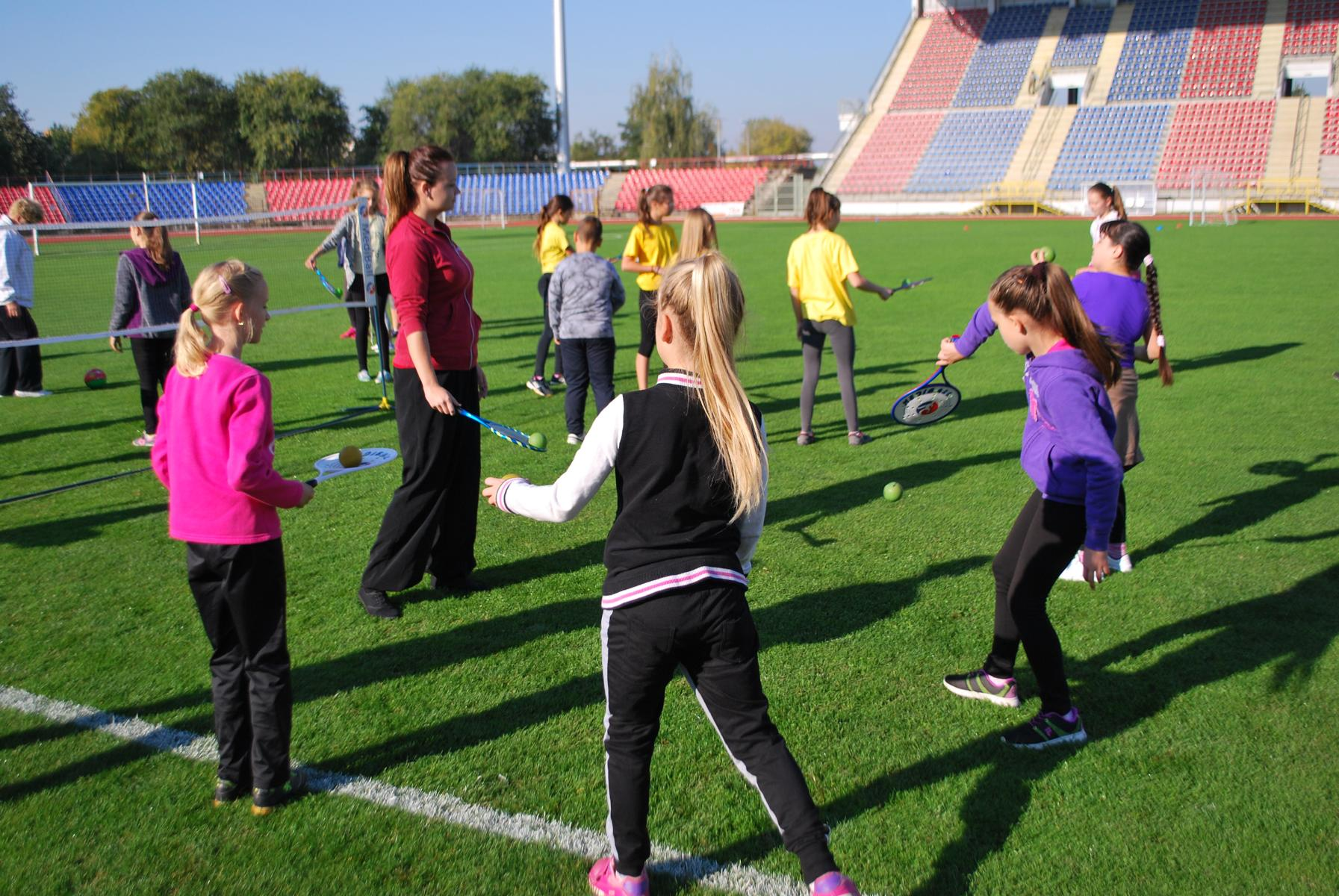 Városi Diáksportnap – Nyíregyháza
